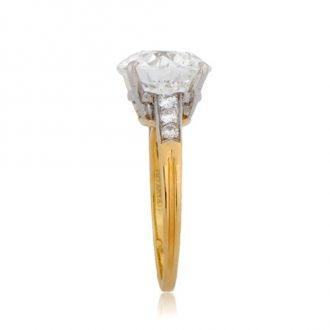 20281b8c40c15 1.14ct Cartier Engagement Ring