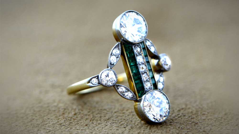Antique Jewelry And Vintage