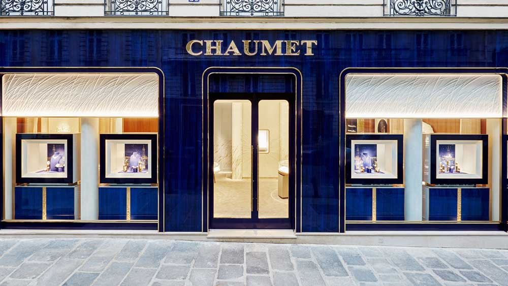 Chaumet Store from Front