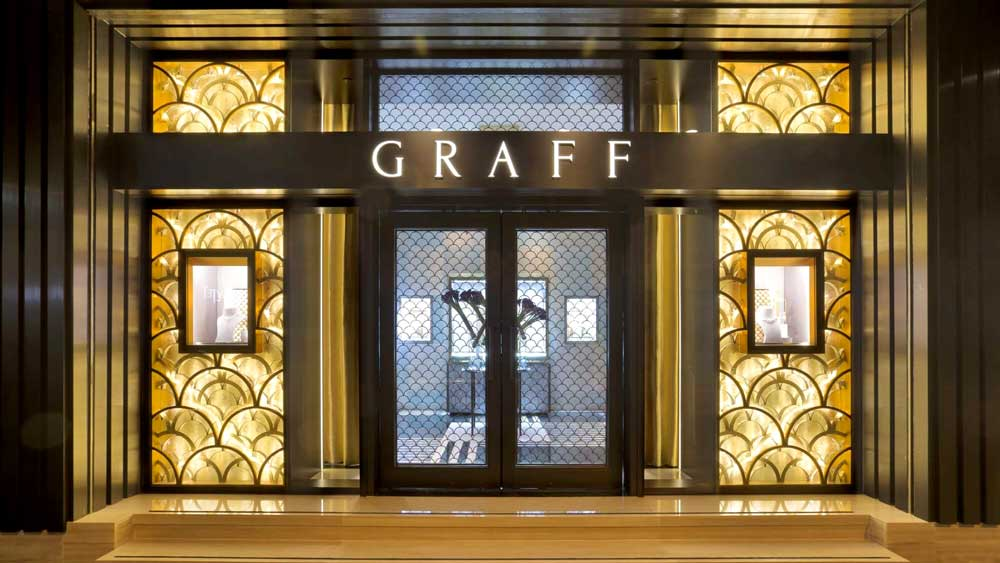 Graff Diamond in Hong Kong