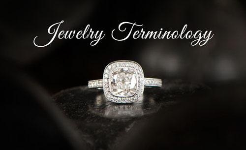 Vintage Jewelry Terminology