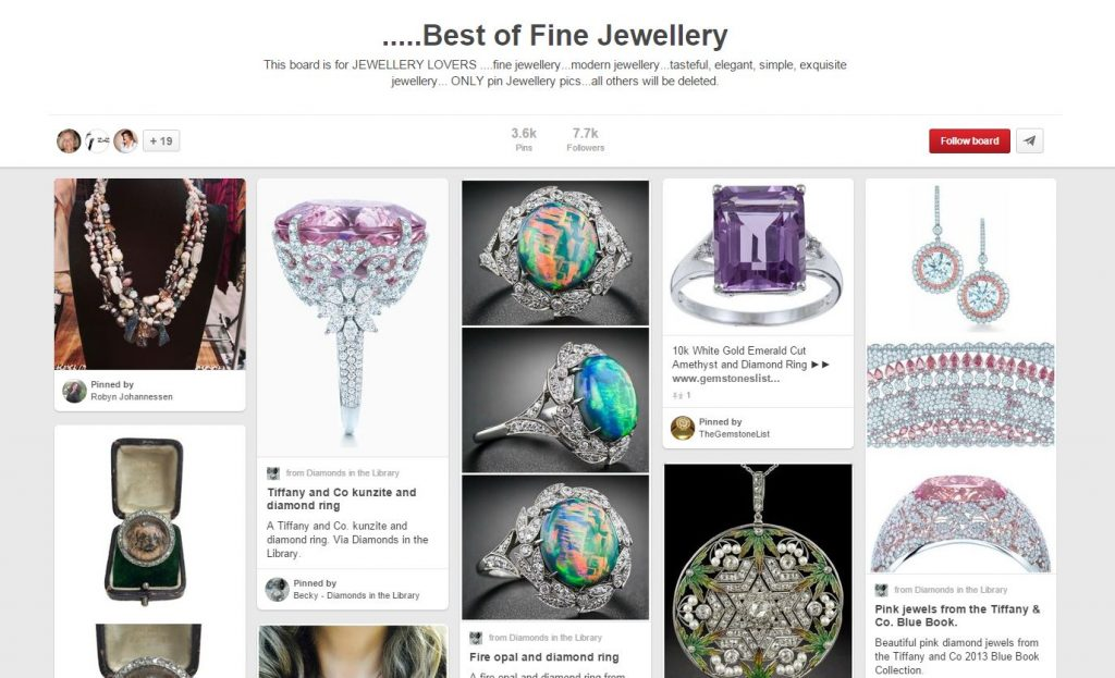 Best of Fine Jewelry Pinterest