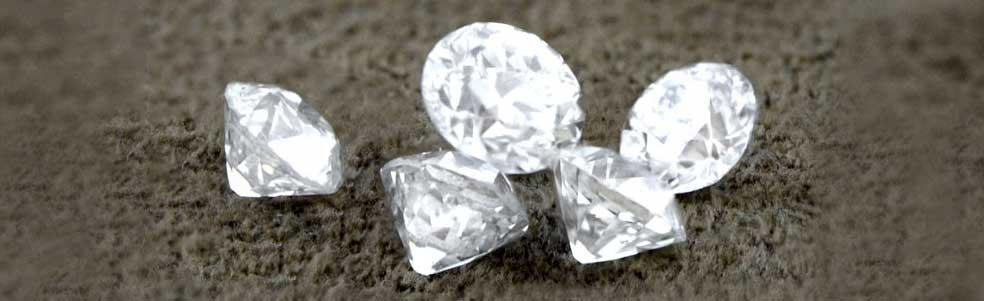 Old European Cut Diamonds