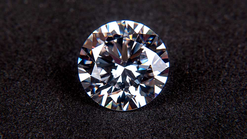 Modern Brilliant Diamond