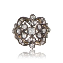 Rare Victorian Ring