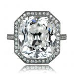 8.58 Carat Diamond Ring