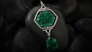 Columbian Emerald Necklace