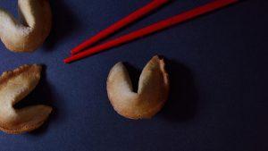 Chinese Fortune Cookie for Proposing
