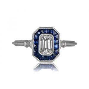 Pacific Engagement Ring TV GS168