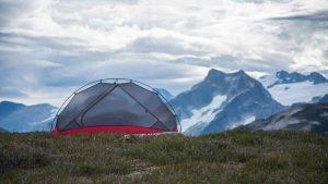 Proposal during Camping
