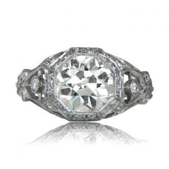 Engagement Hampton Ring
