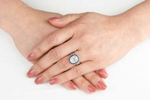Which Ring Goes On The Finger First Estate Diamond Jewelry