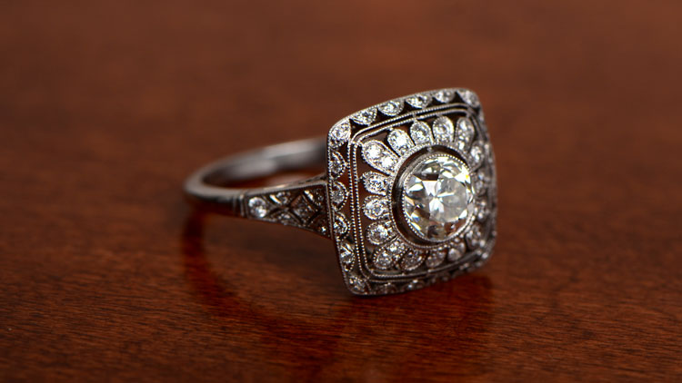 Wells Engagement Ring