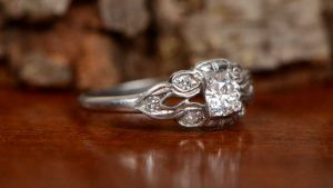 Engagement Ring Process