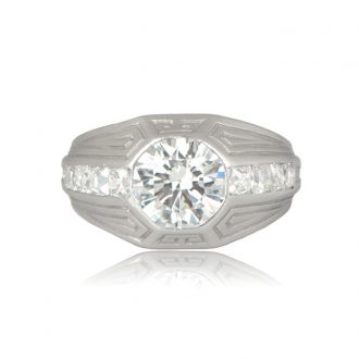 TV 11694 Arts and Crafts Ring