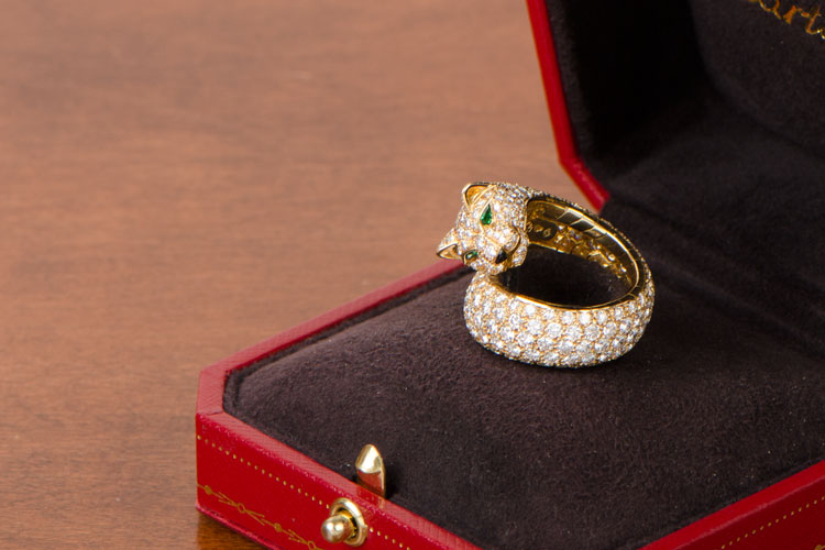 An Example of American Cartier Jewelry