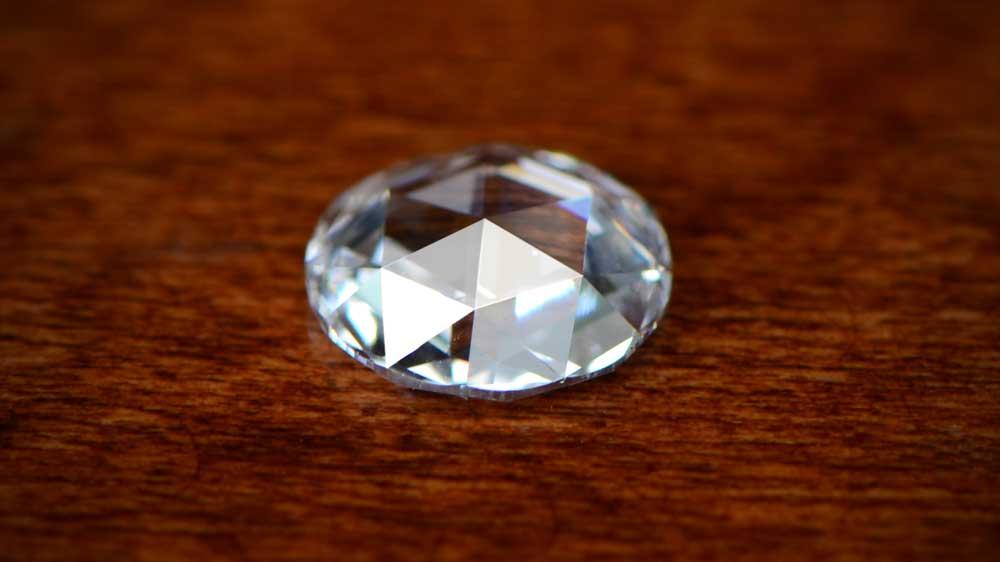 What Is The Rose Cut Diamond Estate Diamond Jewelry