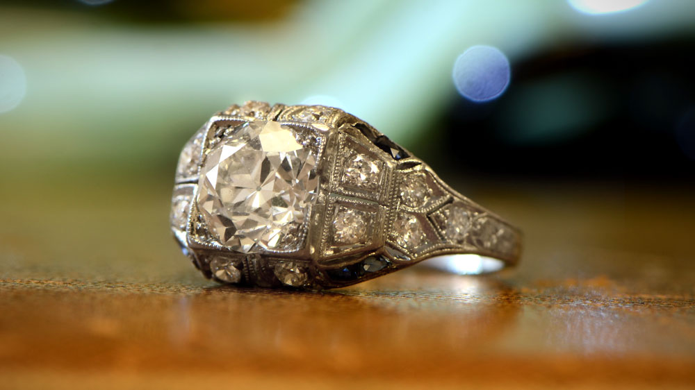 774e5c361 My Ring Was Stolen, Now What? - Estate Diamond Jewelry