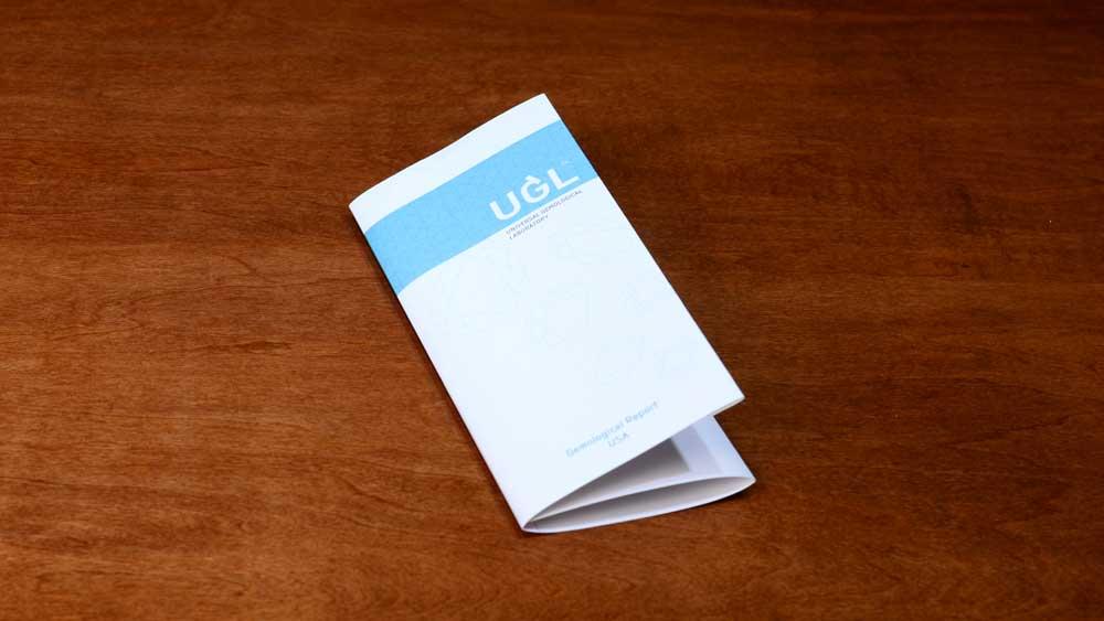 UGL Engagement Ring Appraisal Report
