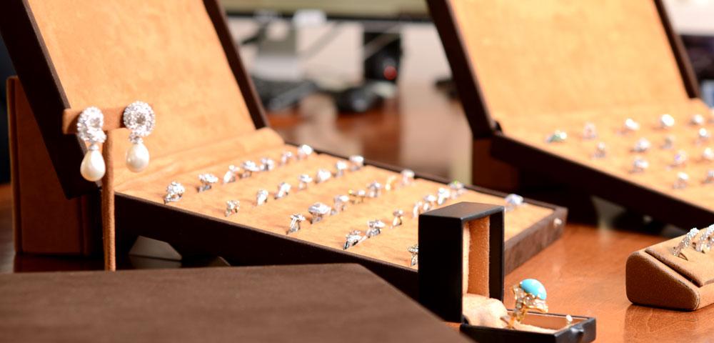 Estate Diamond Jewelry Showroom Jewelry