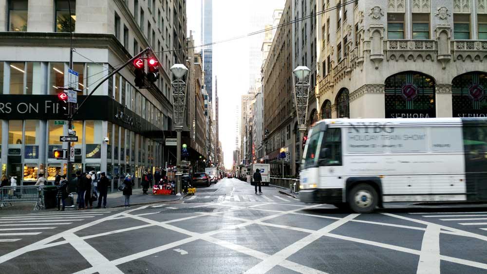 Mr G Photo of 47th Street