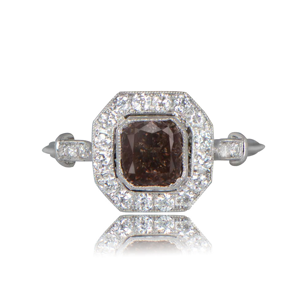 Orsay Diamond Fancy Color Ring