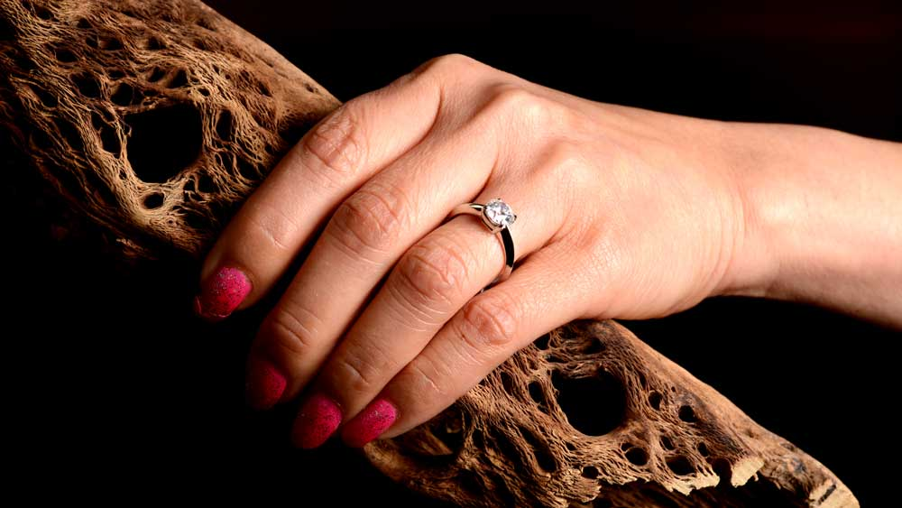 What Is A Solitaire Ring The Definitive Buying Guide