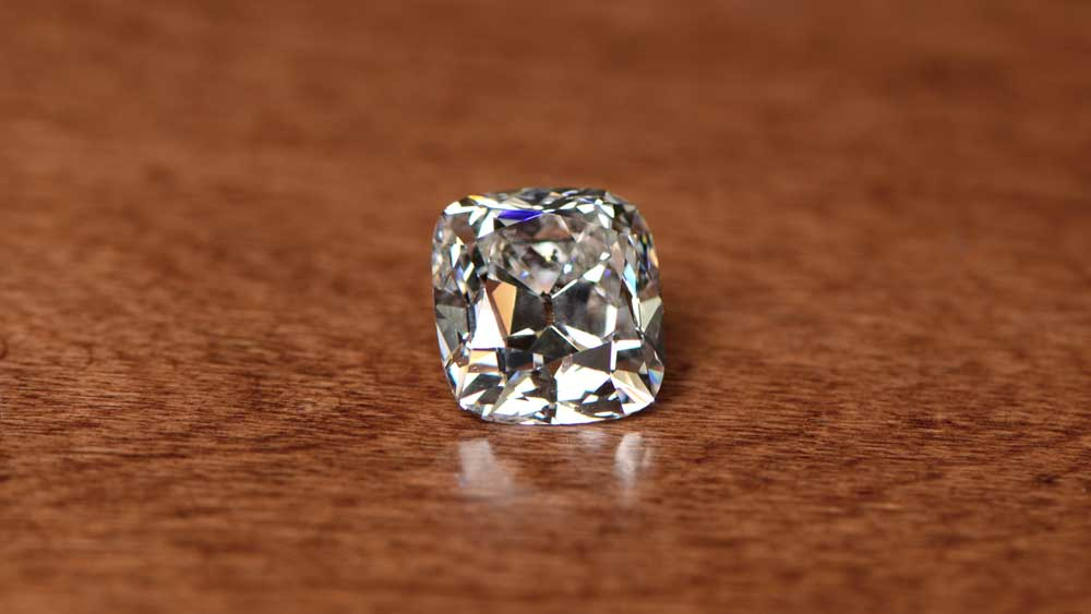 706 Carat Cushion Cut Diamond