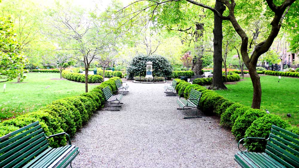 Gramercy Park NYC Places to Propose