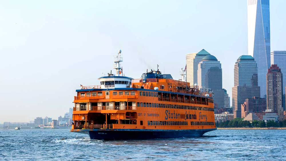 Staten Island Ferry Proposal