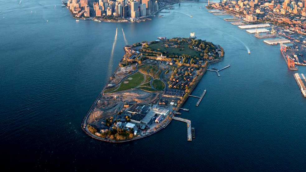 governors island nyc