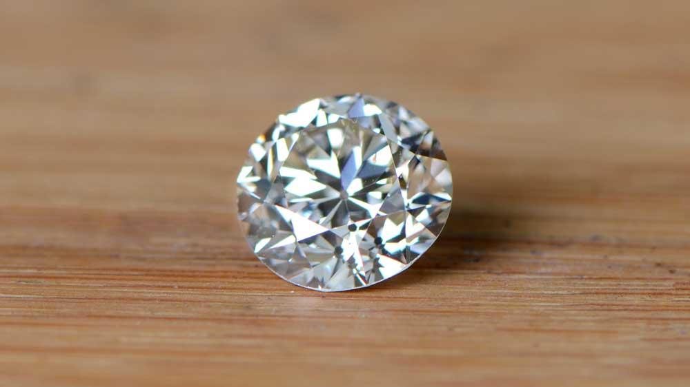 365 Old European Cut Diamond