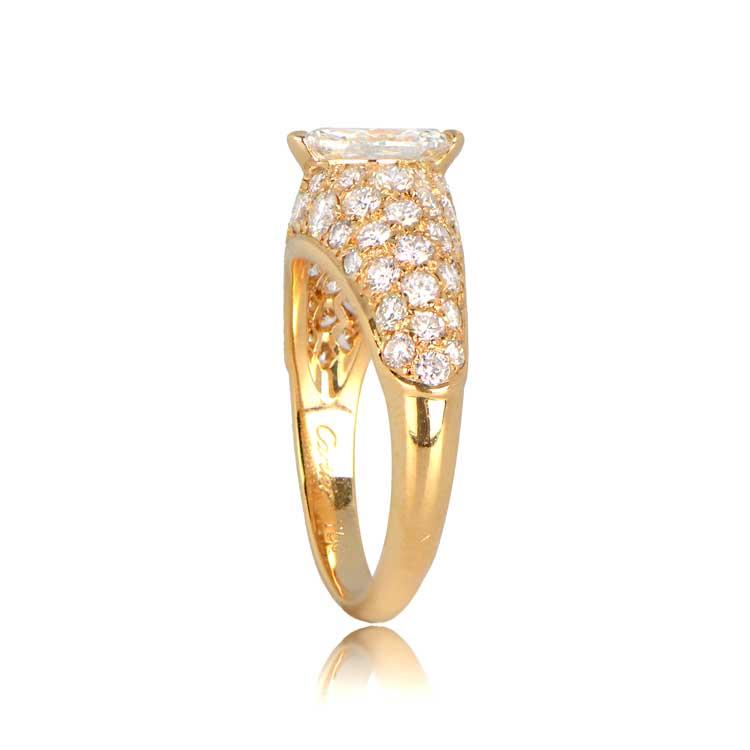 60e88ec245dec Cartier Marquise Engagement Ring