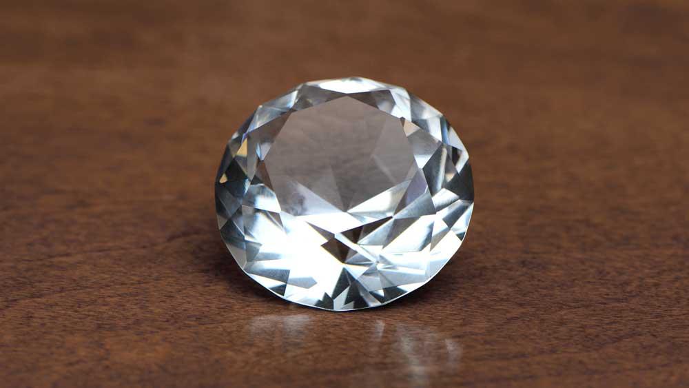 Loose VVS Diamond