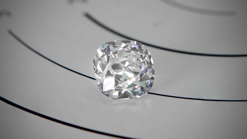 Old Mine Cut Diamond Loose