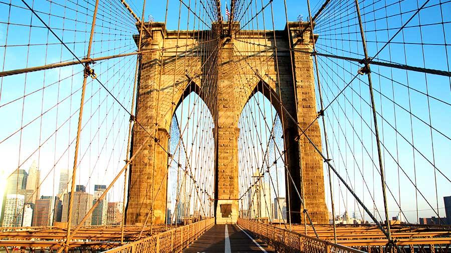 Brooklyn Bridge Proposal Location