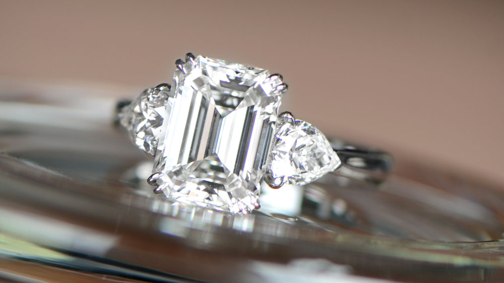 3 Carat Vintage Engagement Rings Shop Rings Advice And Pricing Tips