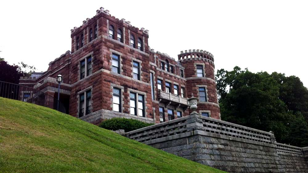 Lambert Castle in New Jersey Proposal Location