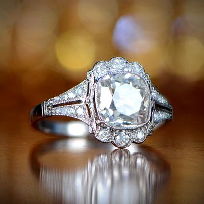 ab3bd54e5176f Estate Diamond Jewelry | Curated Collection of Fine Estate Jewelry