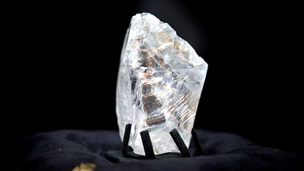 Raw Rough Diamond And Quotes: Estate Diamond Jewelry