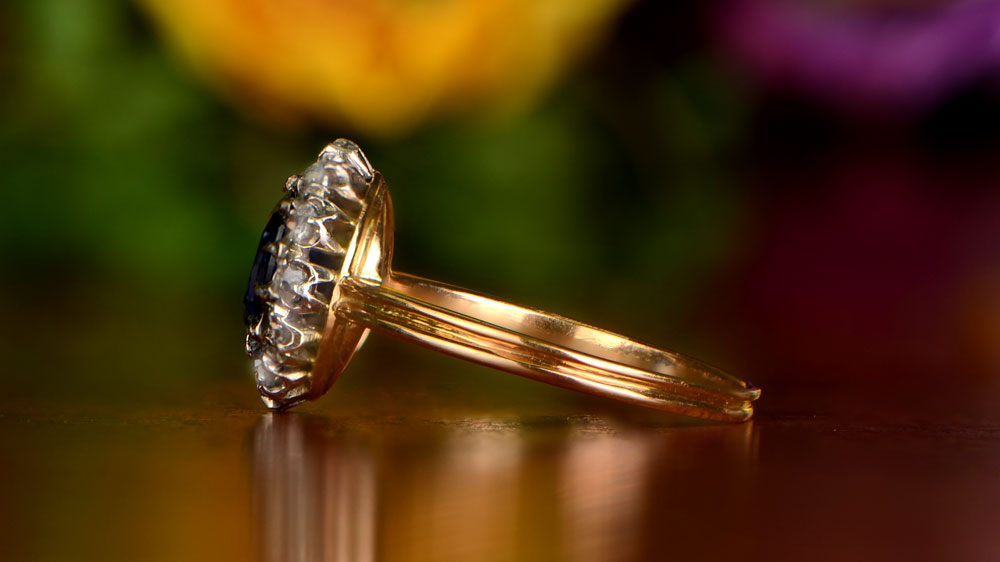 Complete Guide To 24k Gold Estate Diamond Jewelry
