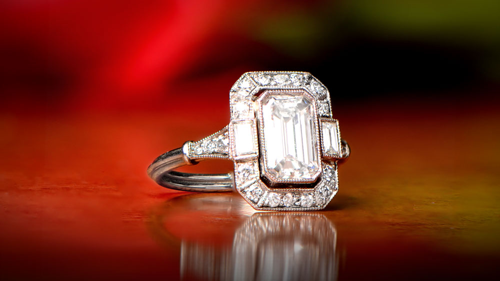 Diamond Engagement Ring For Women