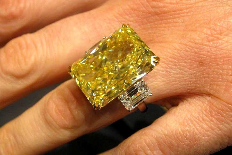 Lesotho iii Diamond Ring