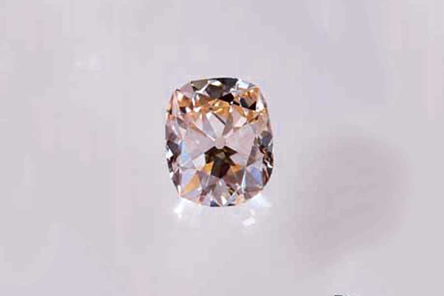 Star of the South Brown Diamond