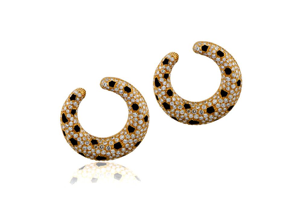 Vintage Cartier Earrings