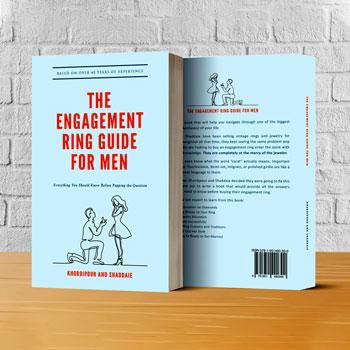 Engagement Ring Guide Book Cover