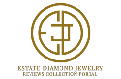 Estate Diamond Jewelry Review Transparent Logo