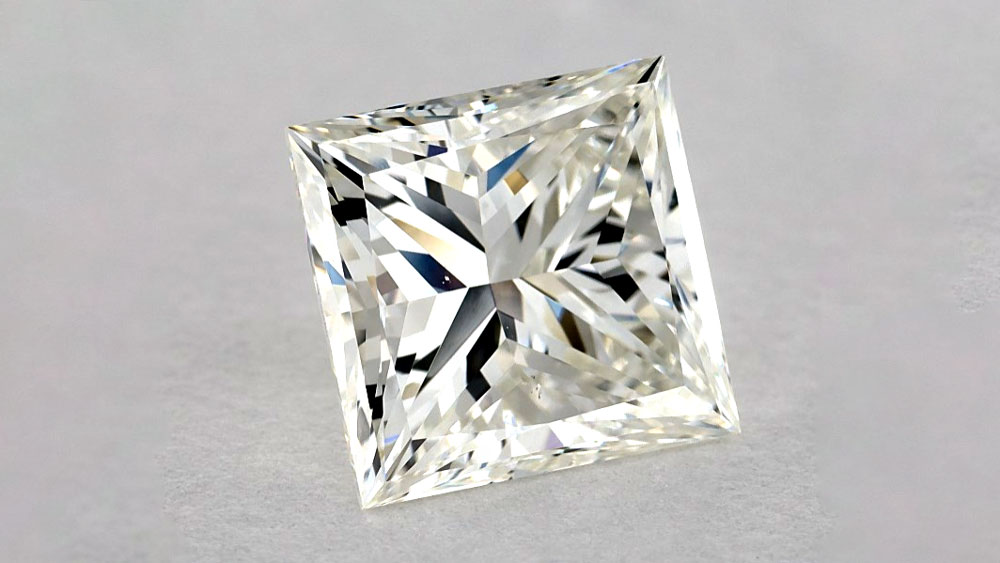 Princess Cut Diamond High Quality