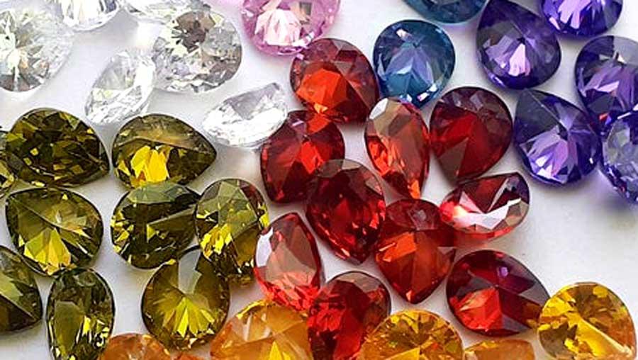 Many Colors of Zircon