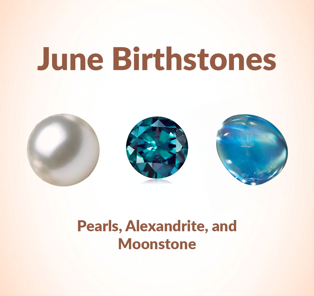 June Birthstone Inforgraph